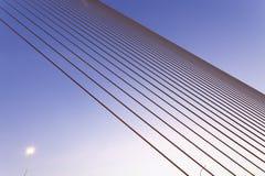 Стальные провода Стоковая Фотография