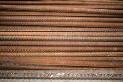 Стальные пруты Стоковая Фотография RF