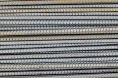 Стальные пруты Стоковое фото RF