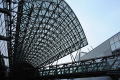 Стальные структуры Стоковое Фото