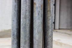 Стальные трубы Стоковое фото RF