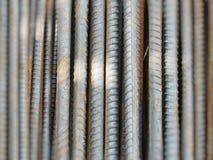 Сталь железного прута для конструкций Стоковые Изображения RF