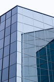 сталь здания стеклянная самомоднейшая Стоковое Изображение RF