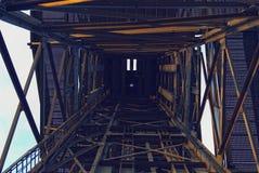 Ствол шахты Стоковые Фотографии RF