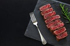 Стейк говядины Wagyu, японская еда стоковое фото rf