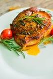 Стейк, говядина, обедающий, обед Стоковая Фотография RF