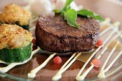 стейк говядины Стоковая Фотография RF