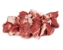 стейк мяса сырцовый Стоковые Изображения RF