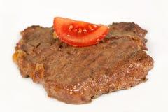 стейк решетки котлеты зажаренный в духовке свининой Стоковое фото RF
