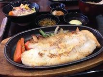 стейк рыб Стоковая Фотография RF