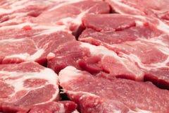 стейк свежего мяса сырцовый стоковые изображения