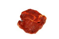 стейк свинины сырцовый Стоковые Фотографии RF