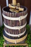 стеките винзавод долины трубы napa мумии Стоковые Фото