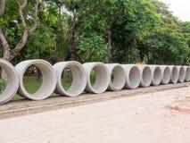 Стеките с большим бетоном Стоковые Изображения RF