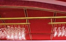 стекла штанги Стоковые Фотографии RF