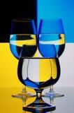 стекла Стоковые Фото