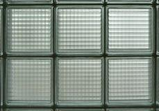 стекло блока Стоковое Фото