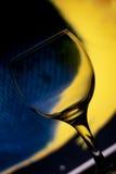 Стекло вина Стоковое фото RF