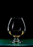 Стекло вискиа Стоковая Фотография RF