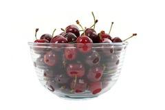 стекло вишни смычка Стоковое фото RF