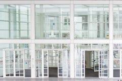 стекло входа Стоковое Изображение