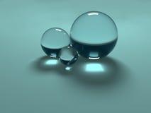 стекло геометрии Стоковое фото RF