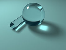 стекло геометрии Стоковое Фото