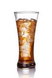 стекло заморозило чай Стоковая Фотография RF