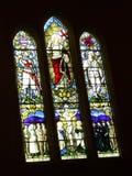 стекло запятнало окно Стоковое Изображение RF
