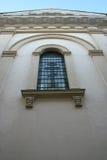 стекло запятнало окно Стоковое Изображение