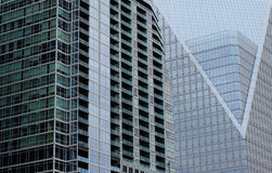 стекло здания зодчества Стоковые Фотографии RF
