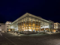 стекло здания самомоднейшее Стоковая Фотография