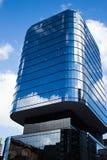 стекло здания самомоднейшее Стоковое Изображение