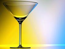 стекло коктеила стоковое изображение rf