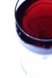 Стекло красного вина Стоковое Изображение RF