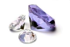 стекло кристаллов Стоковые Фото