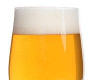 стекло крупного плана пива Стоковые Изображения RF