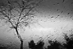 стекло падения Стоковая Фотография RF