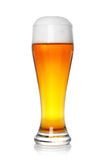 стекло пива полное стоковые изображения rf
