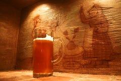 стекло пива Стоковые Изображения