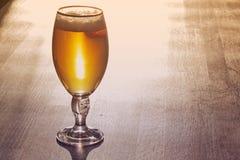 Стекло пива Стоковое Изображение