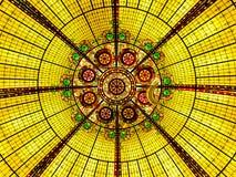 стекло потолка Стоковая Фотография