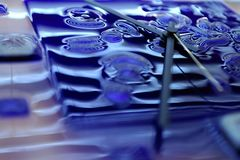 стекло предпосылки Стоковые Фото