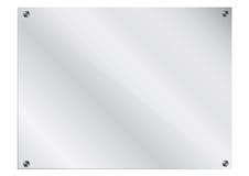 стекло рамки болтов Стоковое Фото