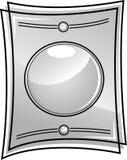 стекло рамки Стоковое Изображение