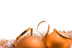 стекло рождества шарика Стоковая Фотография RF