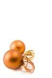 стекло рождества шариков Стоковые Изображения RF