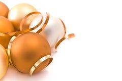 стекло рождества шариков Стоковое фото RF