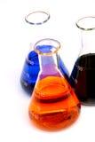 стекло склянки химикатов Стоковые Фотографии RF