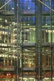 стекло структурное Стоковые Изображения